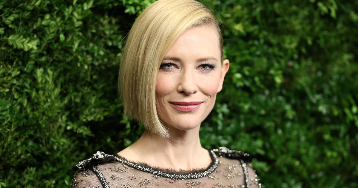 Cate Blanchett Debuts New Brown Hair At The 2019 Baftas