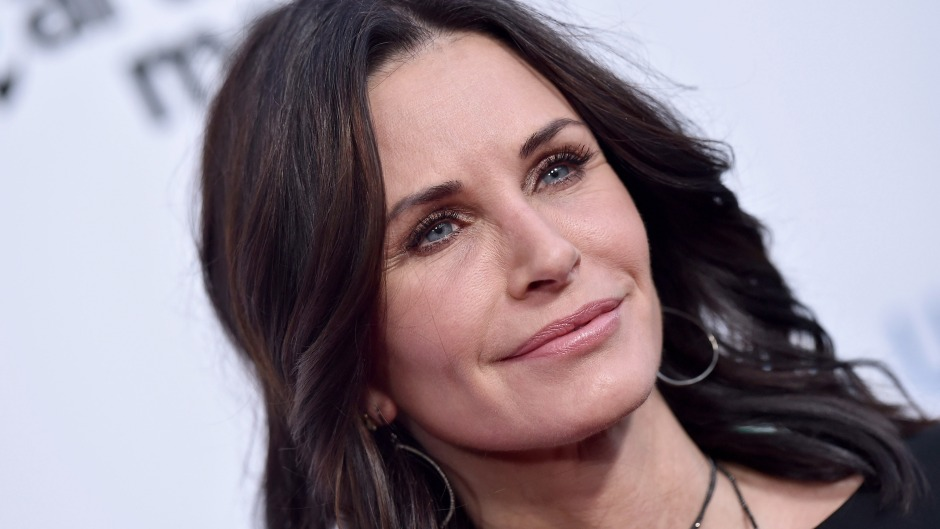 Courteney Cox, 54, Stays Fit With Intense Kickboxing Workouts