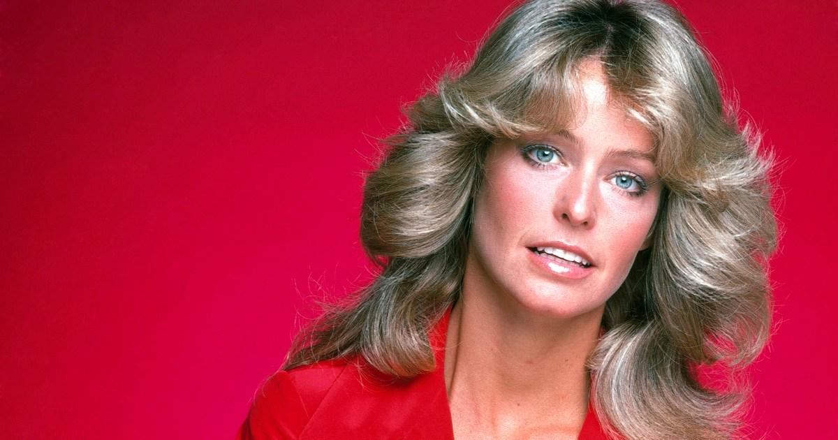 Farrah Fawcett: Charlie's Angels Star Remembered In ...