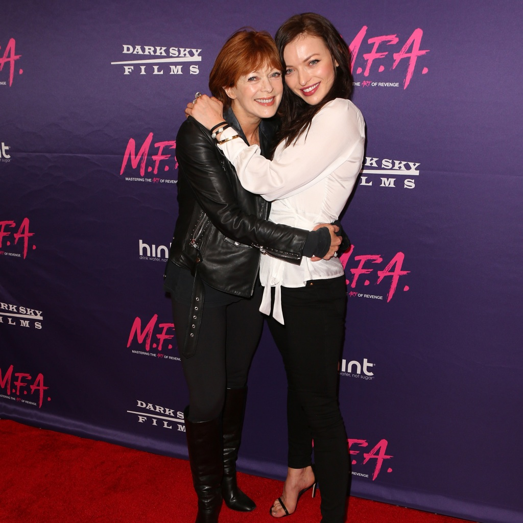 Frances Fisher Daughter