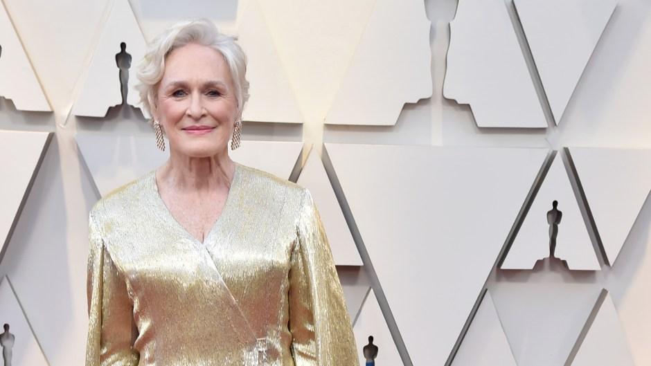 Glenn Close attends the 91st Annual Academy Awards