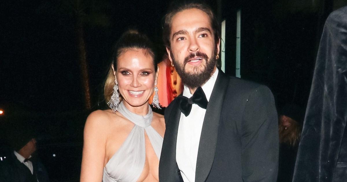 Heidi Klum And Fiance Tom Kaulitz Have Set A Wedding Date