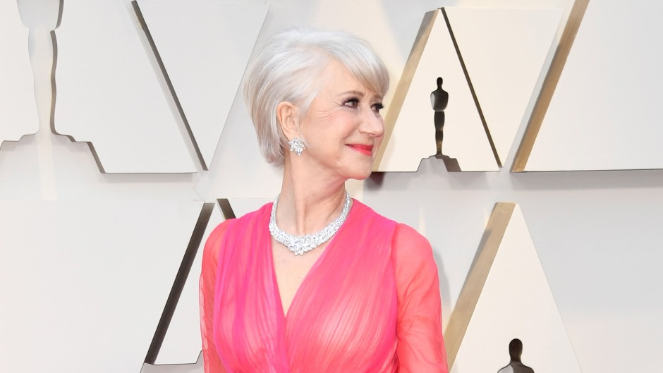 Helen Mirren attends the 91st Annual Academy Awards