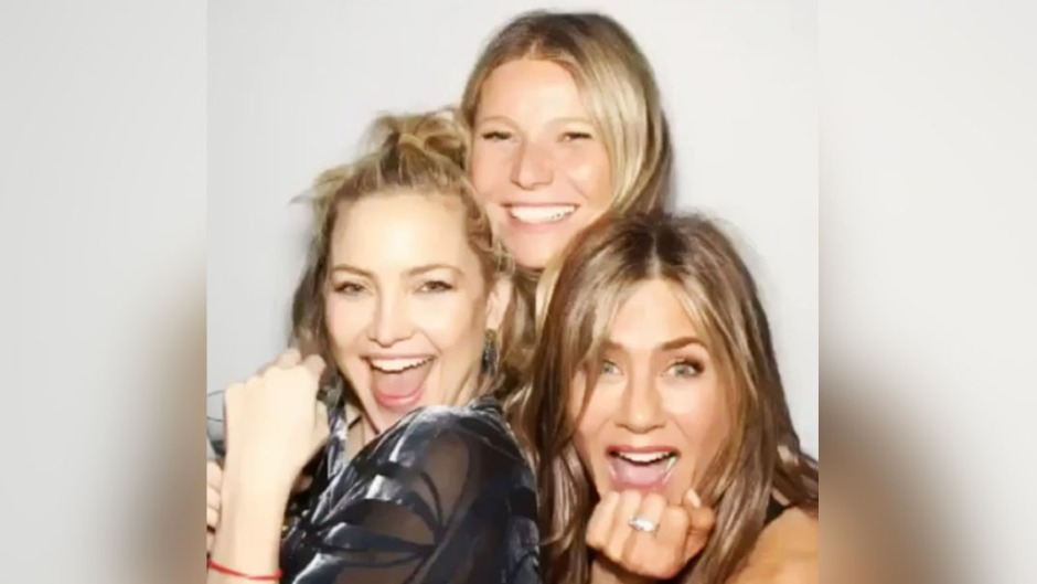 Jennifer Aniston Birthday Party