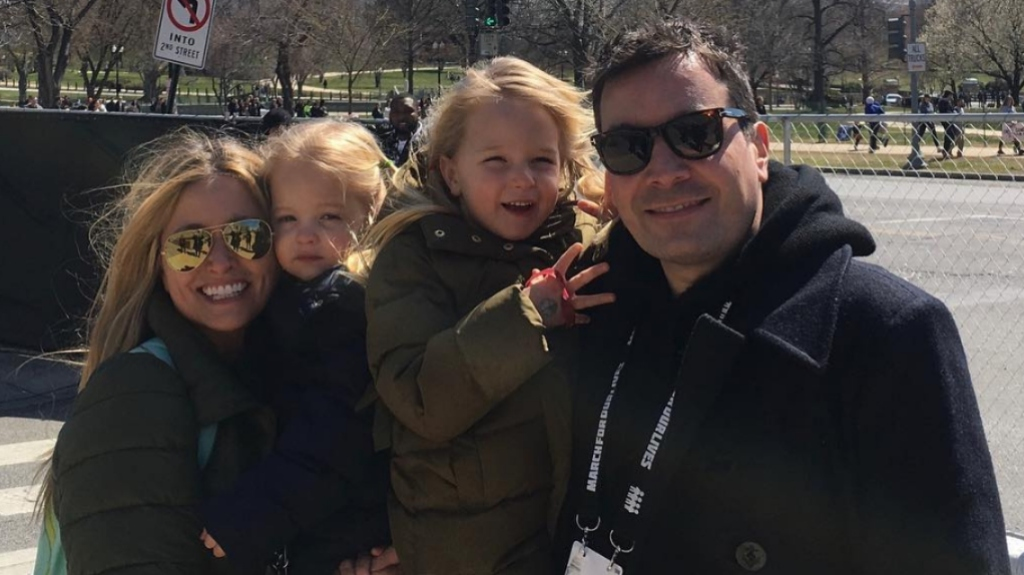 jimmy-fallon-wife-nancy-kids-washington-dc-instagram