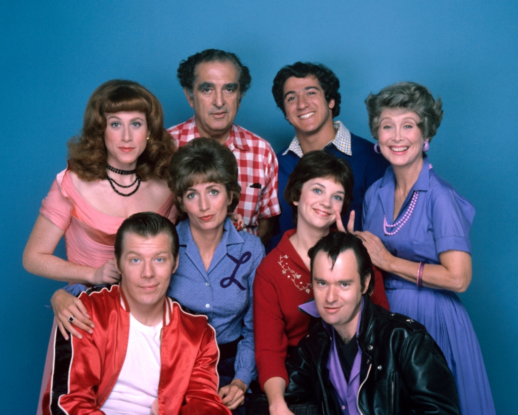 LAVERNE AND SHIRLEY CAST