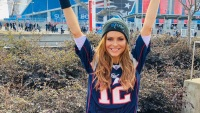 Maria Menounos Super Bowl