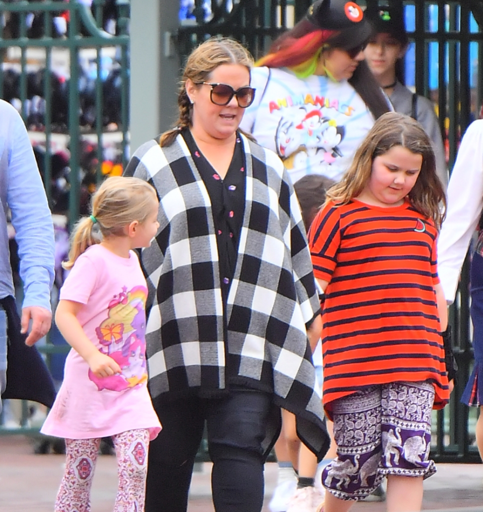 Melissa McCarthy Daughters