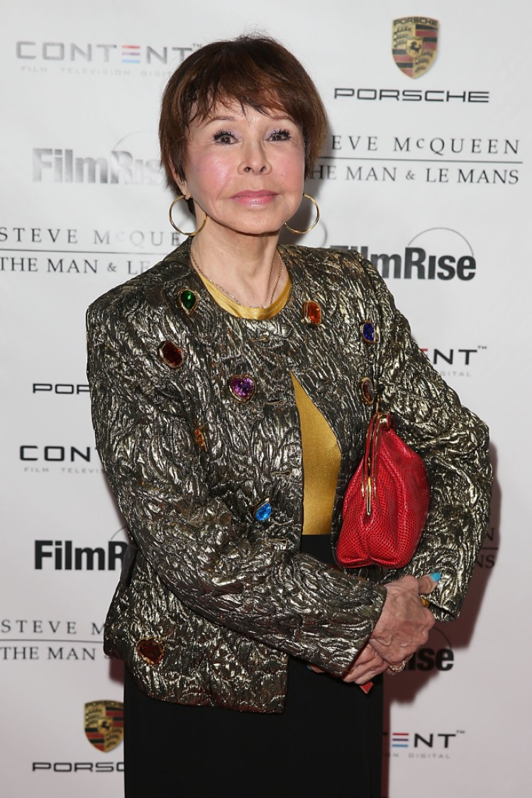 "Steve McQueen's ex-wife Neile Adams attends US Premiere, ""Steve McQueen: The Man & Le Mans"""