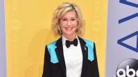 Singer Olivia Newton-John attends the 50th annual CMA Awards
