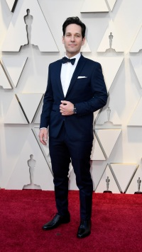aul Rudd attends the 91st Annual Academy Awards