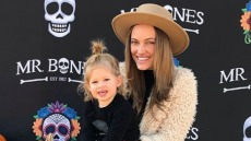 peta-murgatroyd-son-shai-pumpkin-picking