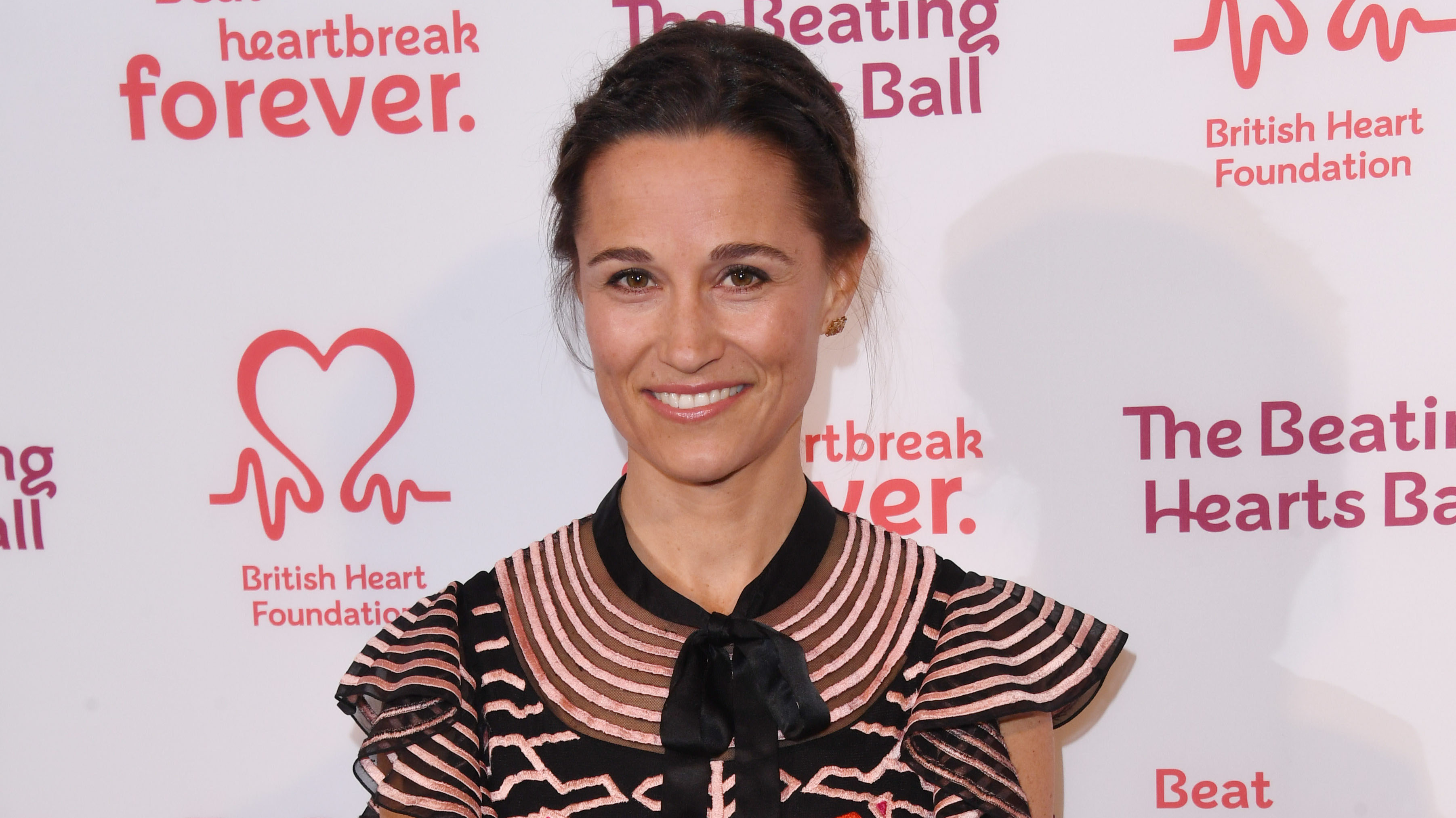 Pippa Middleton Shows off Amazing Post-Baby Body in Red Carpet Pics 4 Months After Giving Birth — Look!