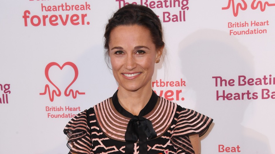 Pippa Middleton attends the British Heart Foundation Beating Hearts Ball at Guildhall