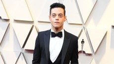 Rami Malek at the 91st Annual Academy Awards