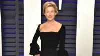 Renee Zellweger attends the 2019 Vanity Fair Oscar Party