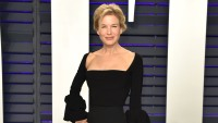Renee Zellweger attends the 2019 Vanity Fair Oscar Party