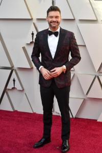 Ryan Seacrest attends the 91st Annual Academy Awards