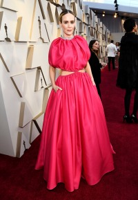 Sarah Paulson attends the 91st Annual Academy Awards