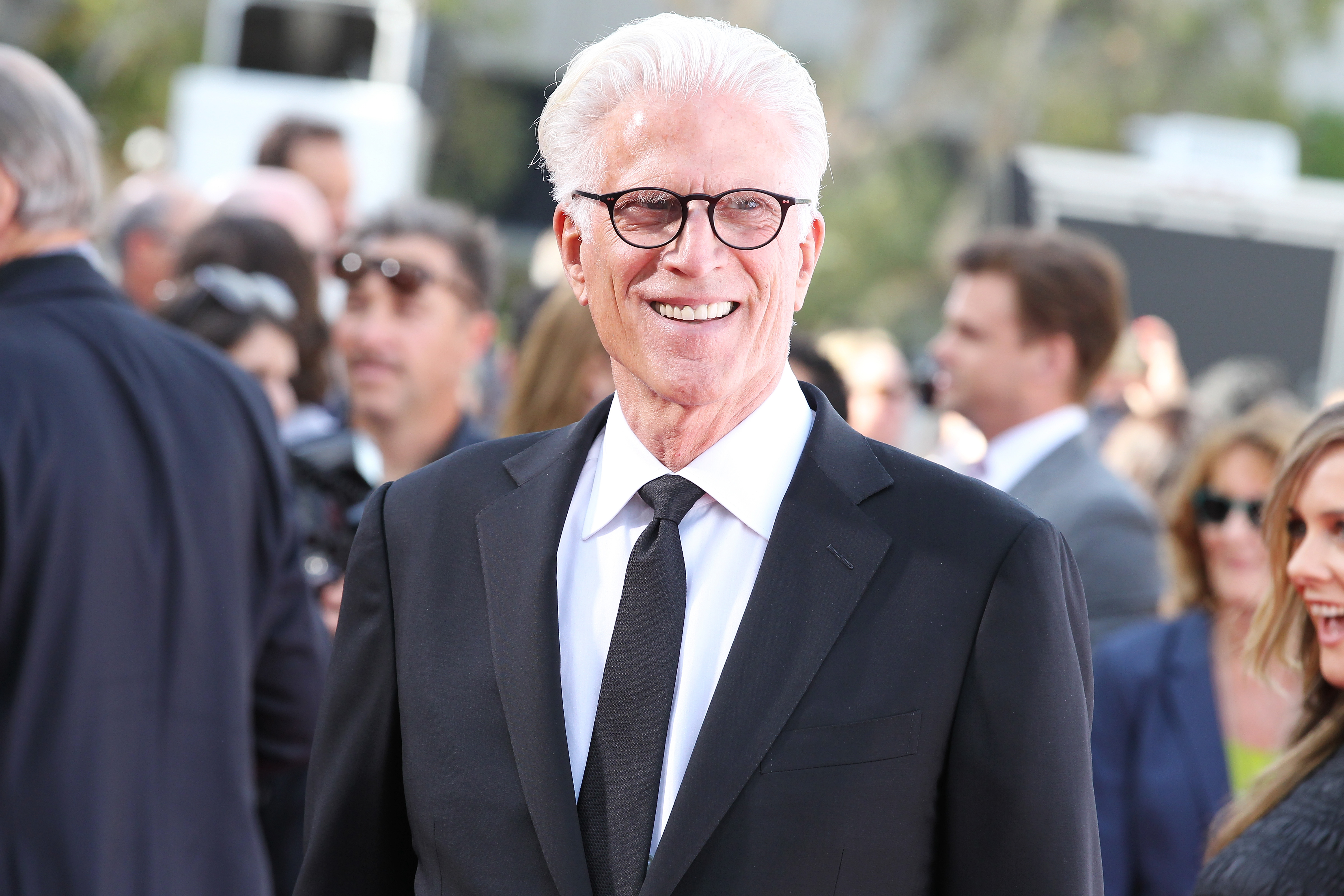 Ted Danson Gushes About His Career, Marriage and Family: 'My Life Is Brilliant!' (Exclusive)