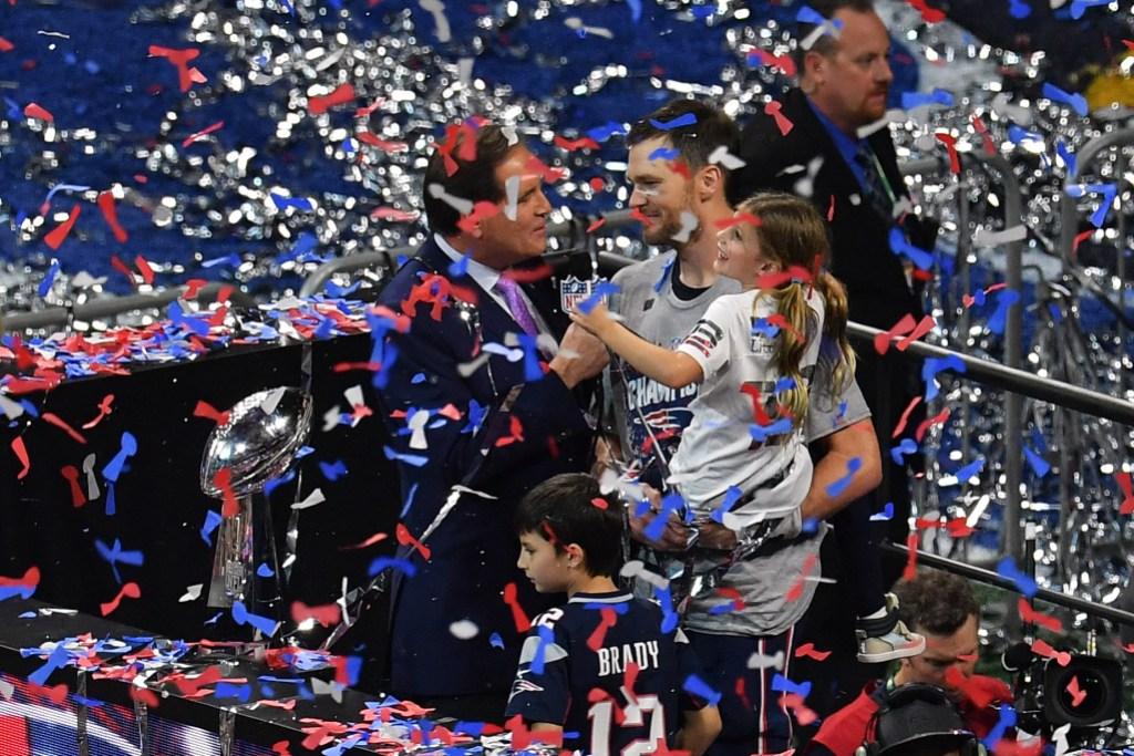 Tom Brady Kids
