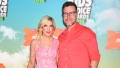 Actress Tori Spelling and husband Dean McDermott attend Nickelodeon's 2016 Kids' Choice Awards