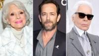 2019 Celebrity Deaths