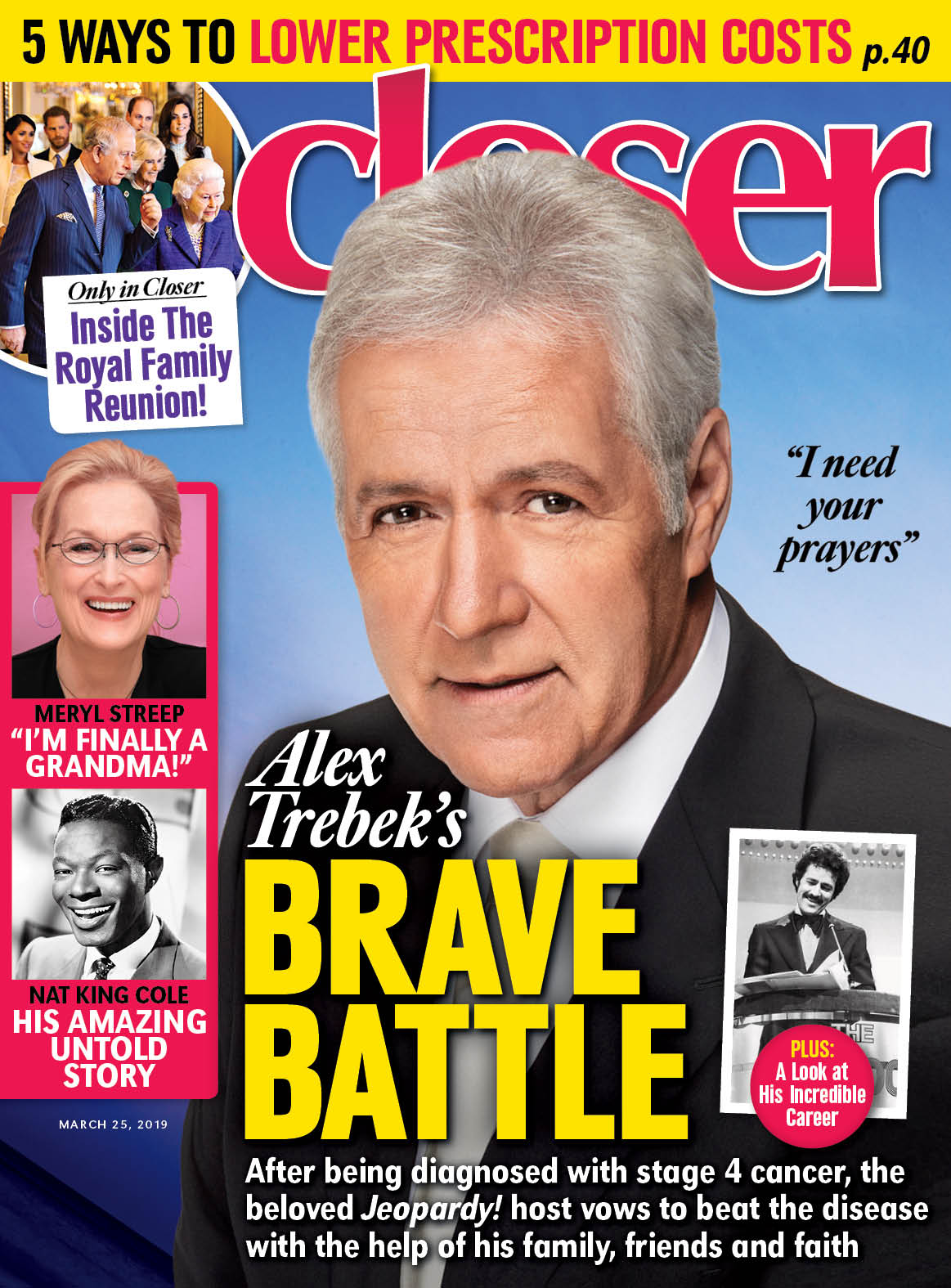 In This Issue of Closer Weekly