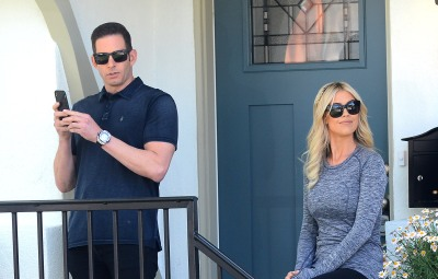 Christina Anstead Tarek El Moussa