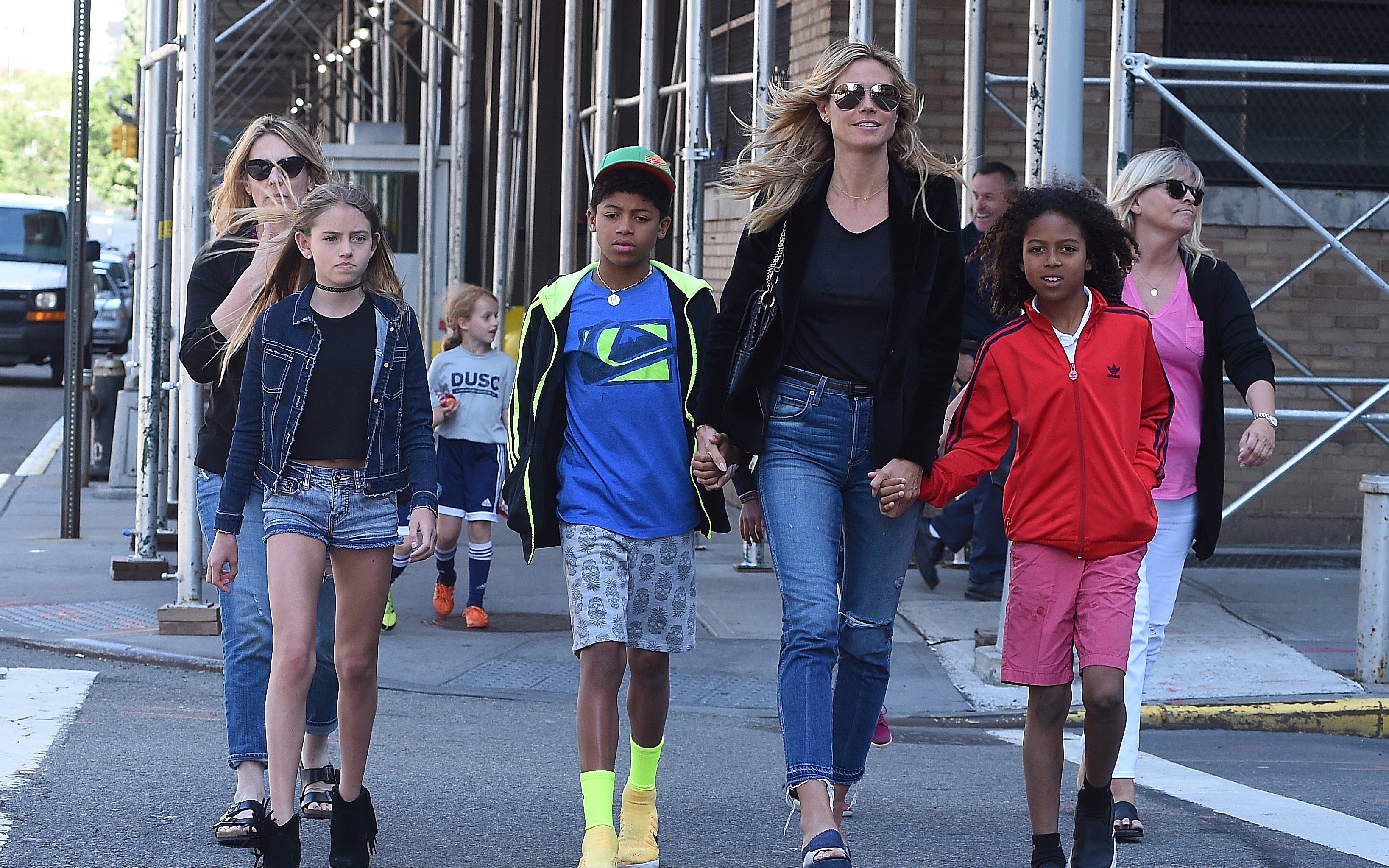 Heidi Klum Says Her Kids 'Can't Wait for Me to Marry Again'