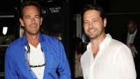 Jason Priestly Luke Perry