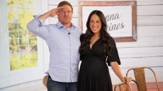 Joanna Gaines Chip Gaines