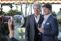 Hampton Water Rosé Celebrates LA Launch