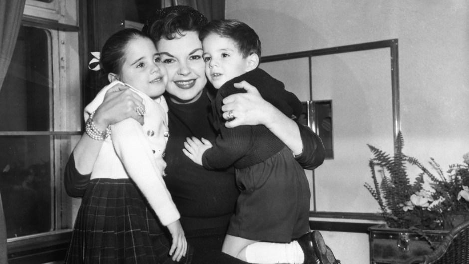 Judy Garland And Children
