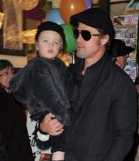 Knox Brad Pitt