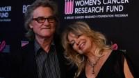 Goldie Hawn Kurt Russell