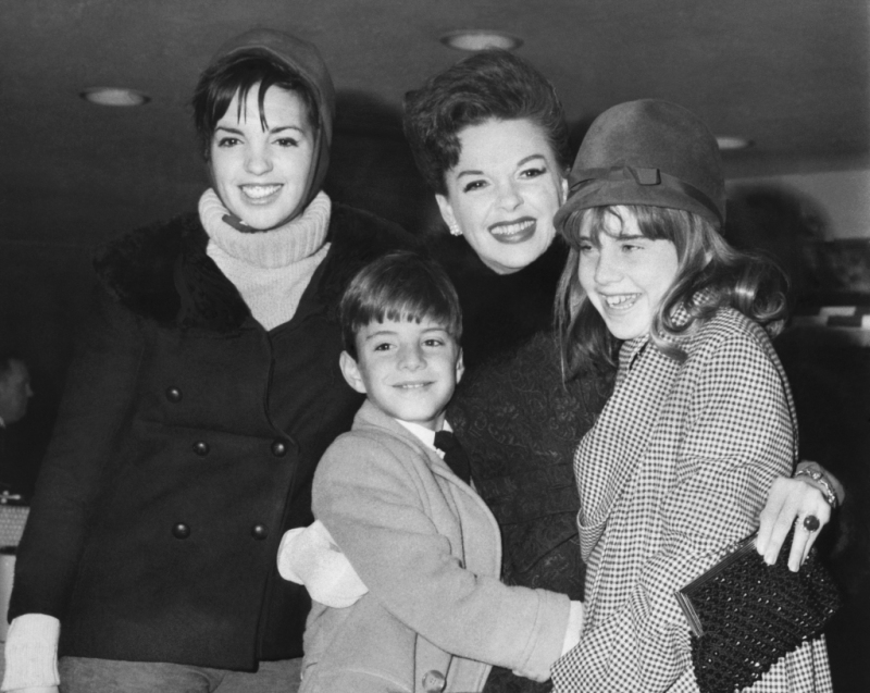 Judy Garland Kids