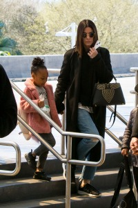 Sandra Bullock Steps Out With Her Rarely Seen Kids in New ...