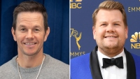 Mark Wahlberg James Corden