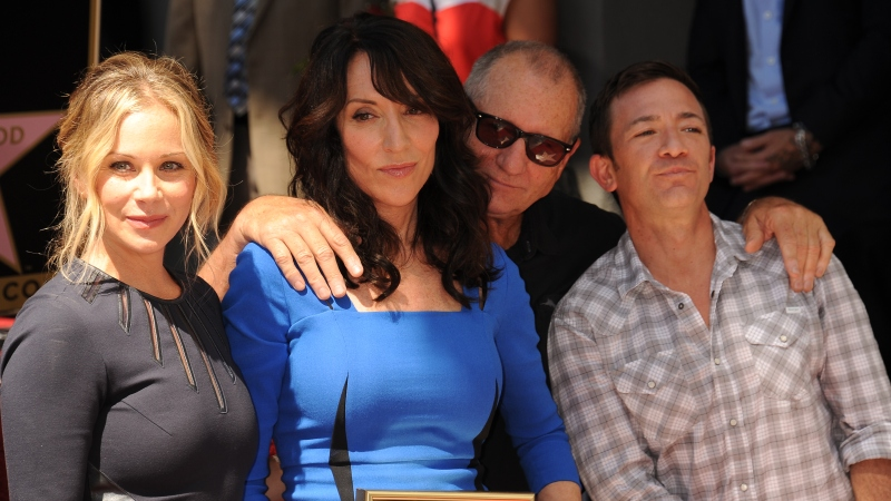 Katey Sagal 'Would Consider' a 'Married With Children' Spinoff