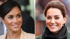 Meghan Markle Kate Middleton