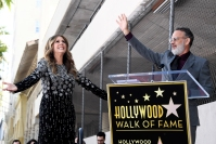 Rita Wilson Receives Star on the Hollywood Walk of Fame, and Husband Tom Hanks Couldn't Look Prouder