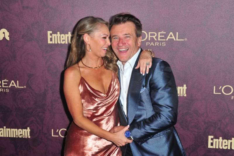Kym Johnson Robert Herjevec