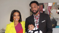 Gabrielle Union and family