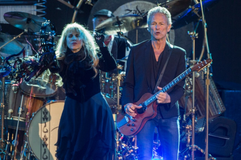 Stevie Nicks Lindsay Buckingham