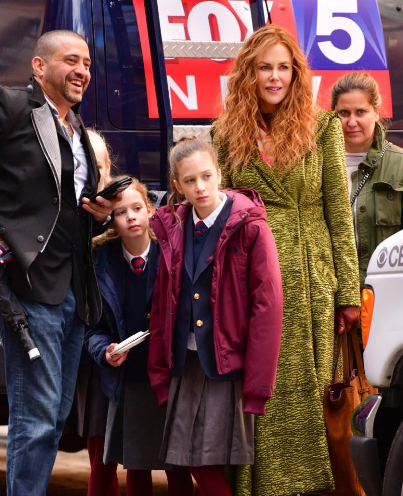 Nicole Kidman Sunday Faith