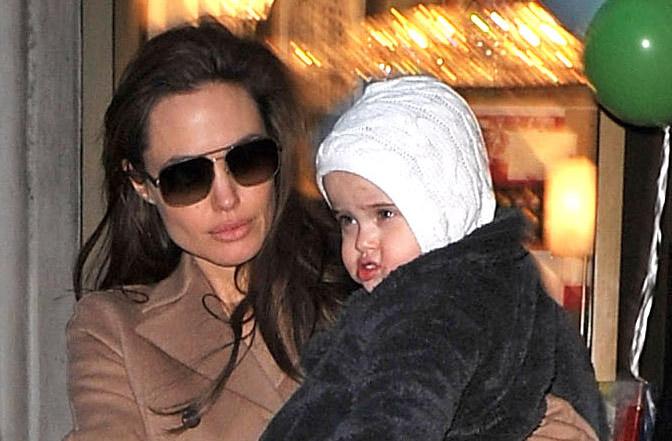 Vivienne Jolie Pitt Angelina Jolie