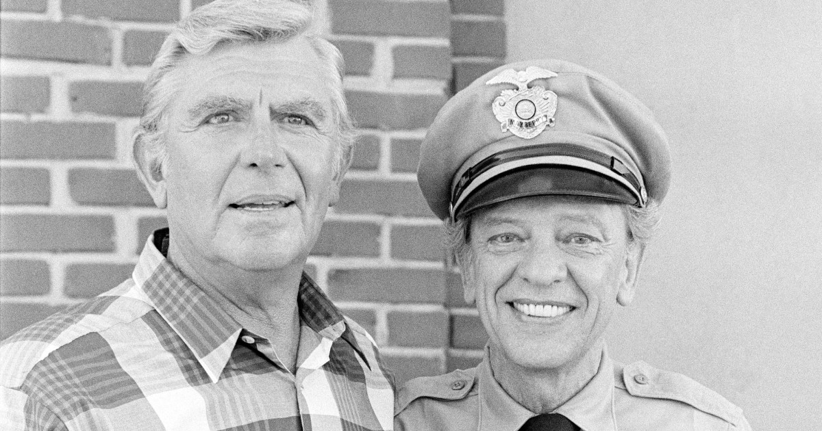 Inside Andy Griffith And Don Knotts Amazing Friendship