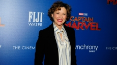 Annette Bening at a screening of 'Captain Marvel'
