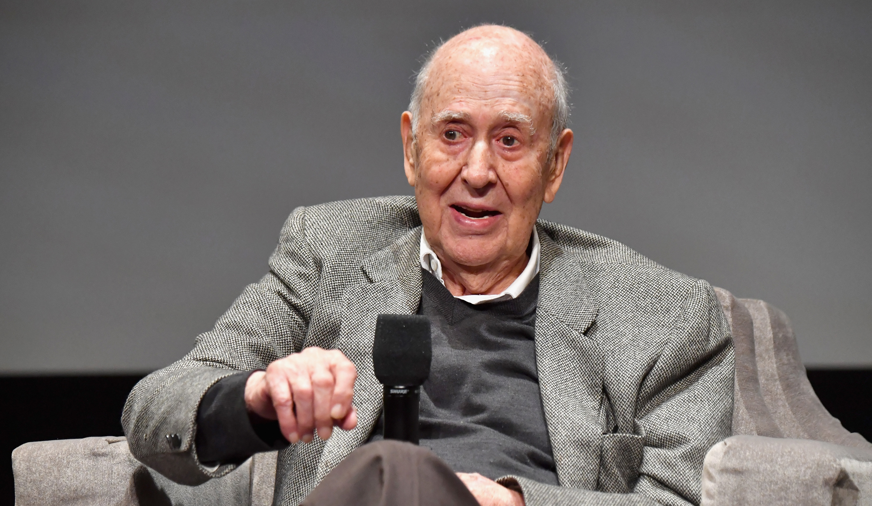 Carl Reiner Reveals What He's Learned at Age 97 (Exclusive)